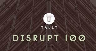 disrupt100